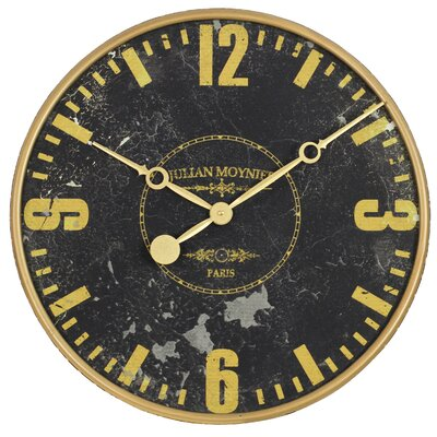 18 Julian Wall Clock
