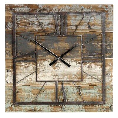 Square Wall Clock LNPK6360 38870669