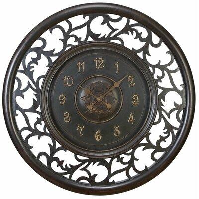"36"" Medieval Wall Clock"