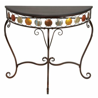 Cheap Aspire Metal Half Moon Console Table (EHQ1392)