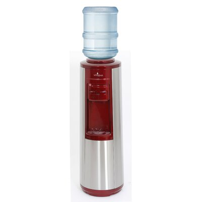 Vitapur Water Cooler with Energy Star Compliant Finish: Cranberry image