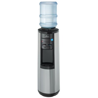 Vitapur Water Cooler with Energy Star Compliant Finish: Black image