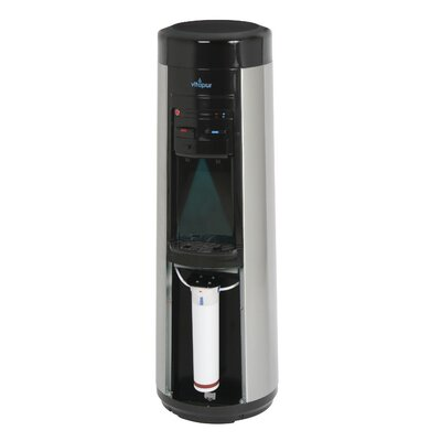 Bottleless Free-Standing Hot, Cold, and Room Temperature Water Cooler VWD9506BLS-POU