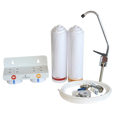 Dual Stage Water Filtration System VFK9-2