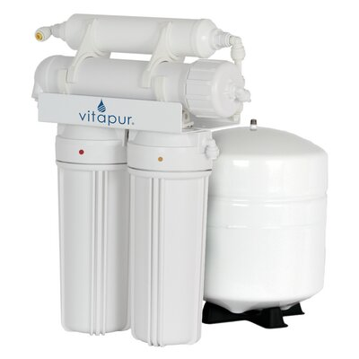 Four Stage Reverse Osmosis Treatment System