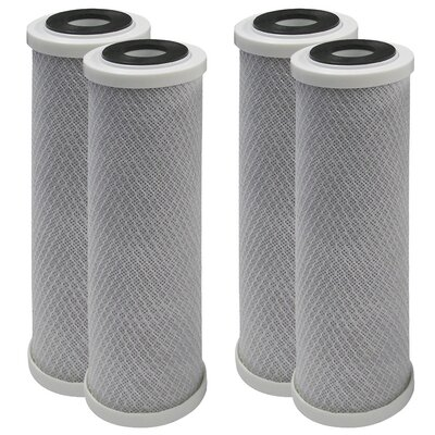 Carbon Block and Sediment Replacement Filter Reverse-Osmosis System VS10RF2-PC