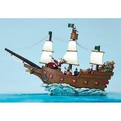 Christmas Pirate Ship 31043