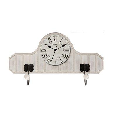 Beadboard Wall Clock