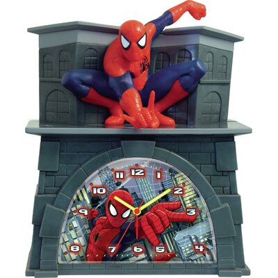 Spider-Man Alarm Clock SMC148