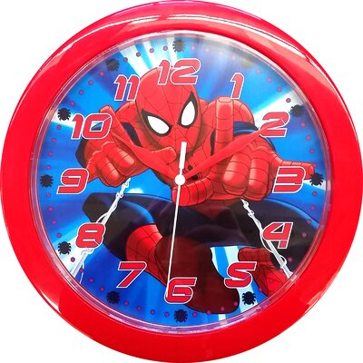 "9.75"" Spiderman Wall Clock SMC497"