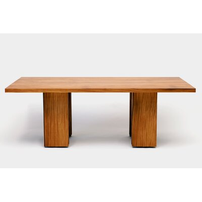 Occidental Outdoor Dining Table Size: 120 L x 48 W