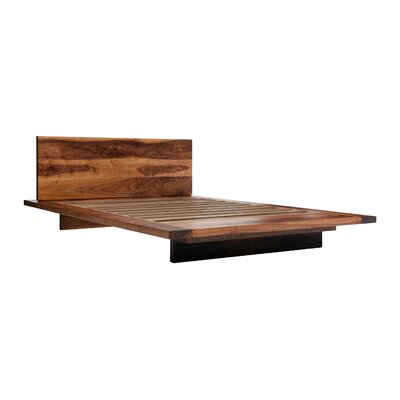 SQ Platform Bed Size: Queen