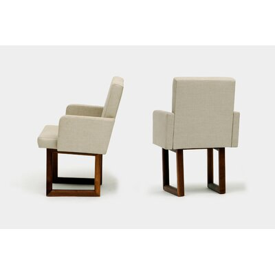C2W Arm Chair Upholstery: Hopsack
