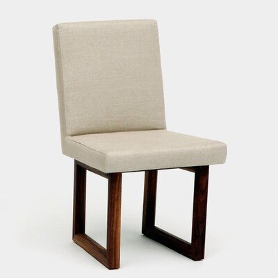 C2 Side Chair Upholstery: Hopsack