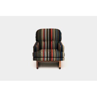 Melinda Armchair Upholstery: Pattern 3