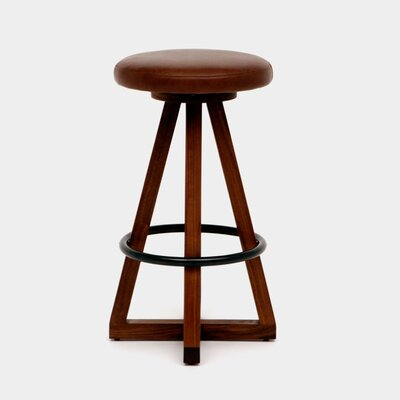 X3 30 Swivel Bar Stool Color: Tobacco