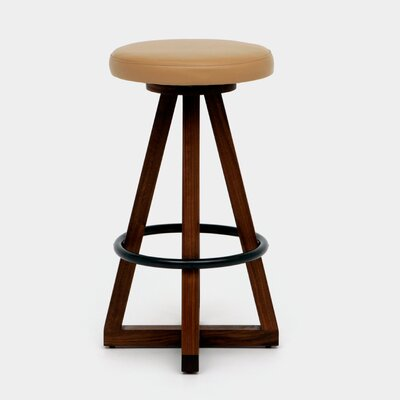 X3 30 Swivel Bar Stool Color: Canyon