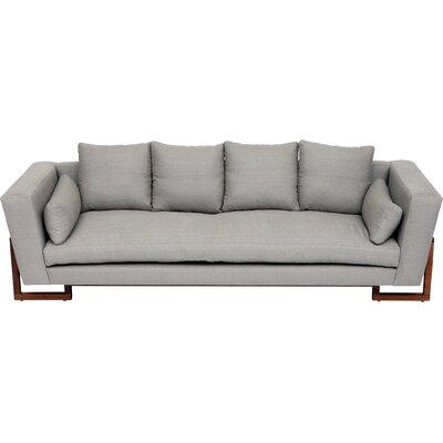 LRG Sofa Upholstery: Metal Linen