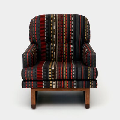 Melinda Armchair Color: Pattern 1