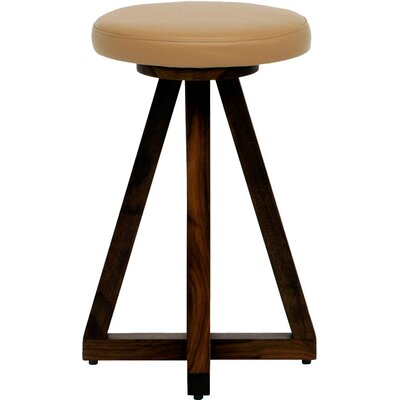X 26 Swivel Bar Stool Color: Canyon