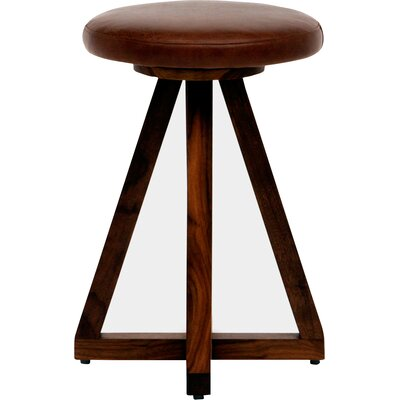 X 26 Swivel Bar Stool Color: Tobacco