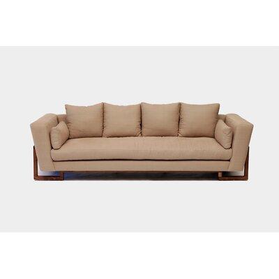 Sofa Upholstery: Driftwood Natural