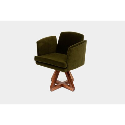Allison Swivel Upholstered Dining Chair