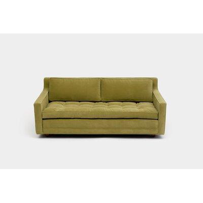2 Seater Sofa Upholstery: Aged Velvet Admiral