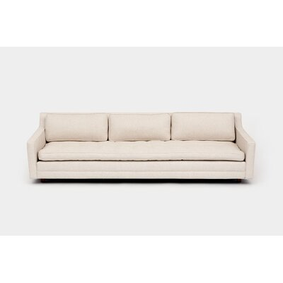 Up Three Seater Standard Sofa Upholstery: Cr�me Linen Blend