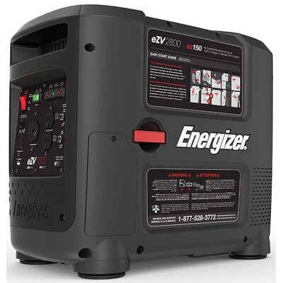 Hyundai Power Equipment Energizer 2800W Portable Inverter Generator with Manual Recoil Start at Sears.com