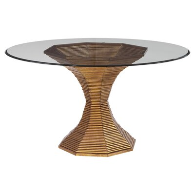 Bassett mirror dining table