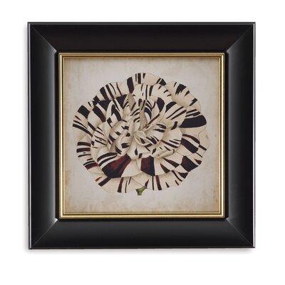 Pop Floral V Framed Painting Print
