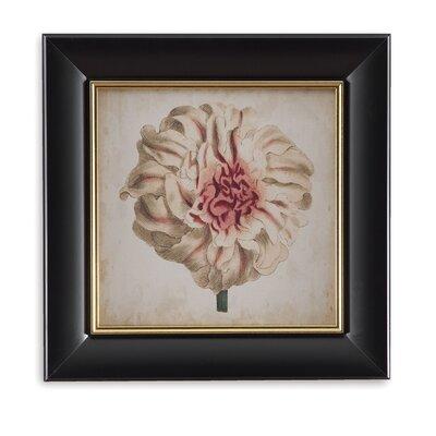 Pop Floral Vii Framed Painting Print