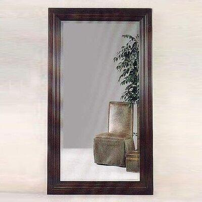 Low Price Bett Mirror Cherry Wood Rectangular Bevel Wall