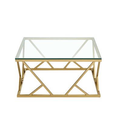 Velda Square Coffee Table