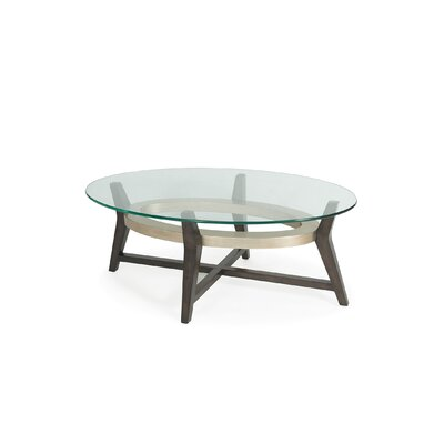 Wroblewski Oval Coffee Table
