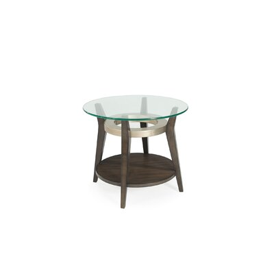 Wroblewski Round End Table