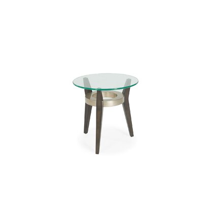 Wroblewski Modern Wood End Table