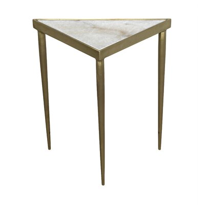 Comet Triangle Small End Table
