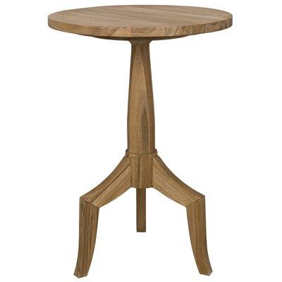 Atomic Teak End Table