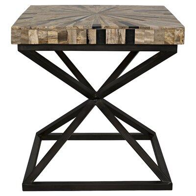 Peleus End Table