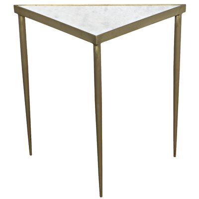 Comet Triangle Large End Table