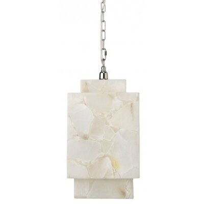 Saguache Cube 1-Light Foyer Pendant