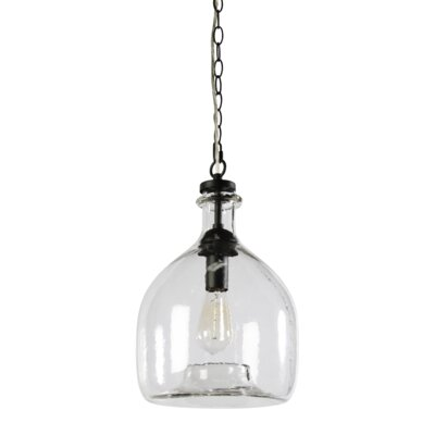 Pemberton 1-Light Mini Pendant