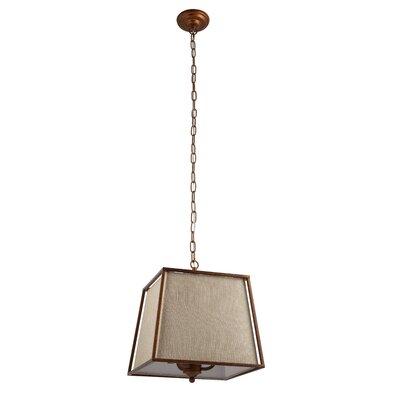 Coleshill 3-Light Mini Pendant