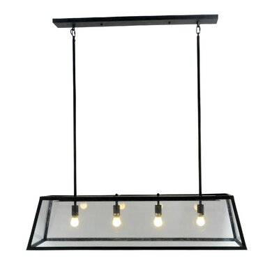 Helena 4-Light Kitchen Island Pendant