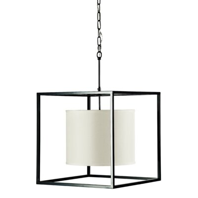 Fieldsboro 1-Light Geometric Pendant