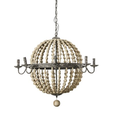 Pastrana 8-Light Candle-Style Chandelier