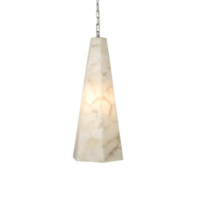 Saguache 1-Light Geometric Pendant
