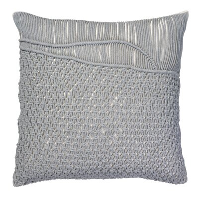 Kunkle Throw Pillow Color: Gray